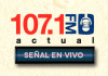 Radio Actual FM 107.1 FM Costa Rica