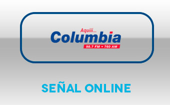 Radio Columbia 98.7 FM – 760 AM – Costa Rica
